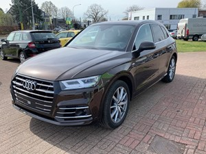 Audi Q5 55TFSIe - Hybride (Full option - Benzine/Elektrisch)