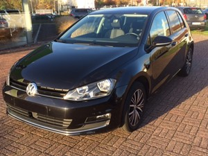 Volkswagen Golf VII 1.2 Benzine (All Star)