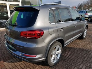 Volkswagen TIGUAN 1.4 TSI - SPORT AND STYLE (R-LINE --- FULL OPTION)